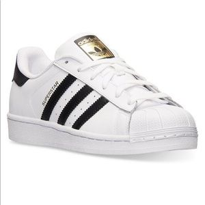 Woman's Adidas Superstar Casual Sneaker